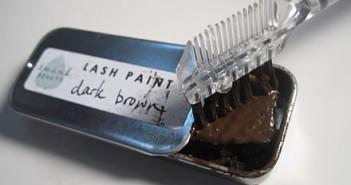 Plastic-free mascara