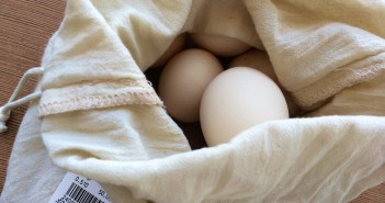 Eggs in a Re-Sack
