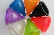 Menstrual cups. Source: