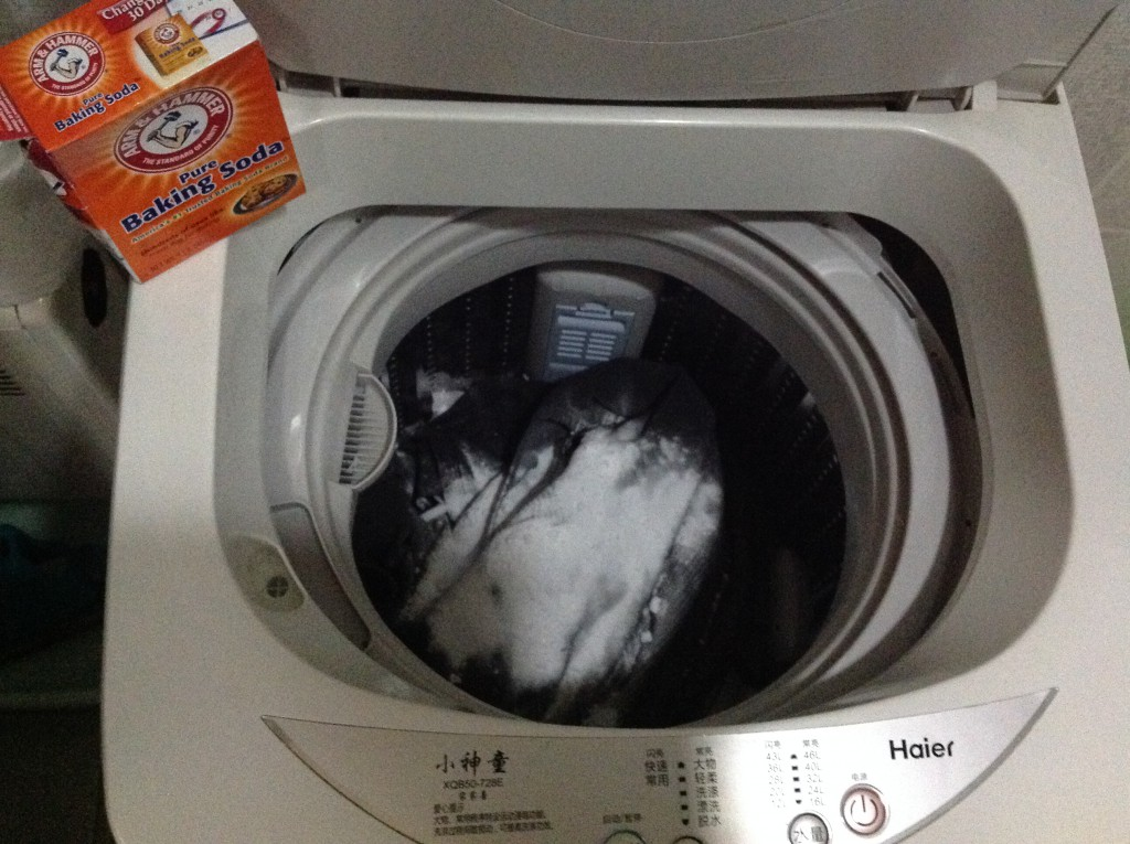 Baking soda_Laundry