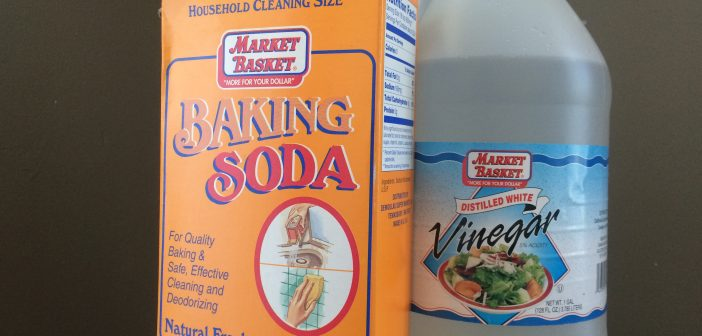 Baking Soda And Vinegar Wallet Friendly Eco Friendly Cleaning Tools